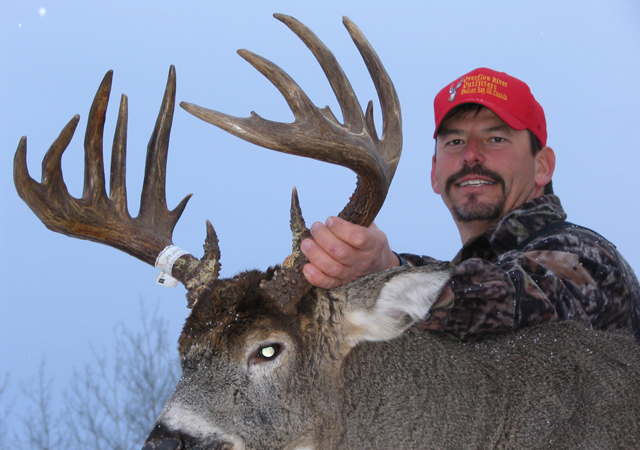 Guided Trophy Whitetail Deer Hunts - Rates